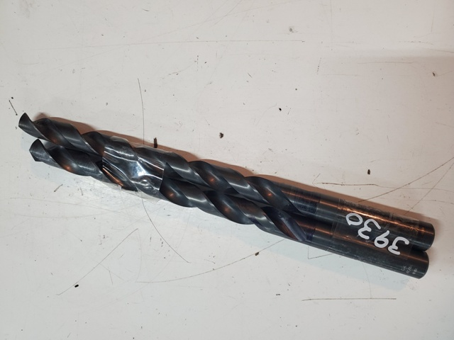 Michigan Drill Series 400 43//64 HSS Taper Length Drill Bit